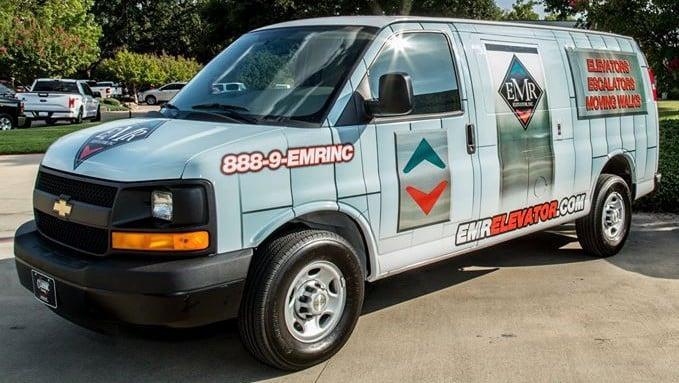 EMR Elevator Truck