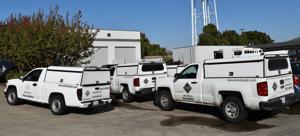 Elevator Modernization Austin EMR Vehicles