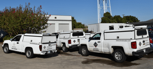 Elevator Modernization Dallas EMR Vehicles