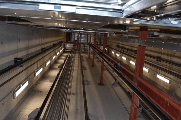 Elevator Repair Arlington Building